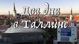 На автомобиле в Таллин