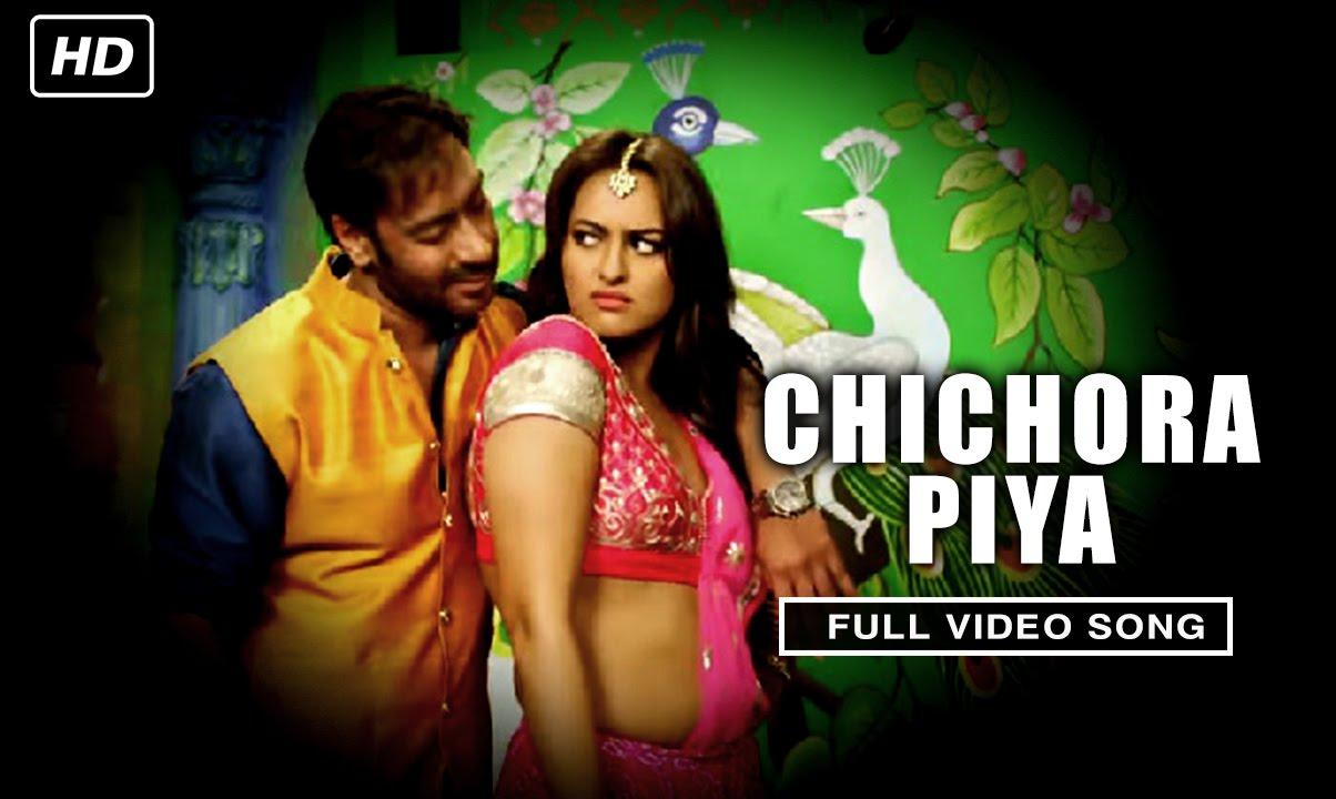 Download Chichora Piya Fulll Video Song   Action Jackson   Ajay Devgn & Sonakshi Sinha