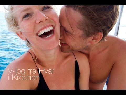 På kærlighedstur til Kroatien