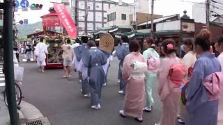 祇園祭 花傘巡行 2010.7.24 thumbnail