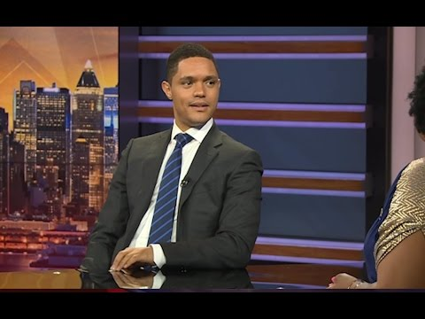 Trevor Noah: Lessons from my parents