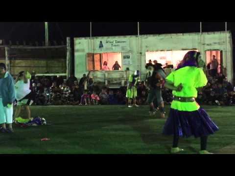 Heart Butte Society Celebration 2015 Clown Dance
