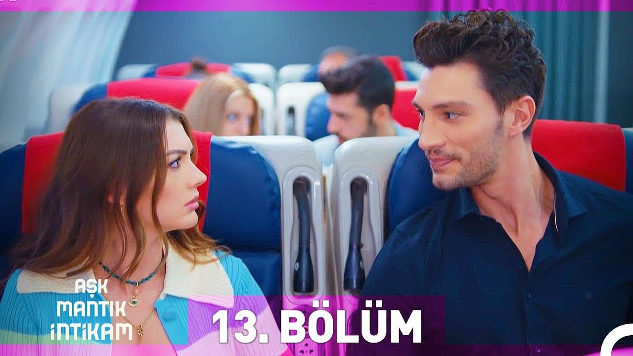 Download Aşk Mantık İntikam 13. Bölüm
