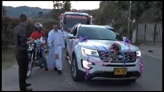 Desfile carros, Fiestas de la Virgen del Carmen - julio 13 de 2018