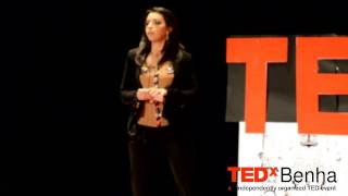 Who's Qualified To Judge You & Why You Probably Shouldn't Care | Sarah Fasha | TEDxBenha