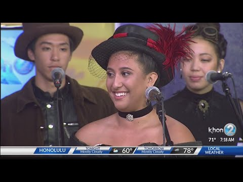 Kamehameha Schools Hawaii Students to Perform Hoike