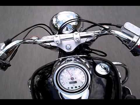 0b83058d6d0a Eladó Yamaha XVS 1100 Dragstar (Chopper) motorkerékpár! - YouTube
