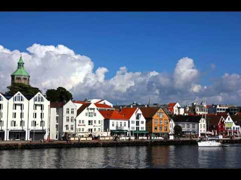 cities of Norway , Stavanger