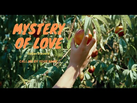 """Sufjan Stevens - Mystery Of Love (From """"Call Me By Your Name"""" Soundtrack) Lyric 