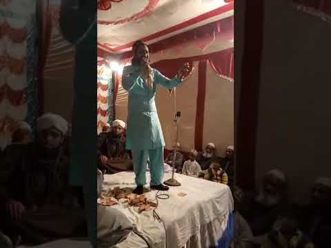 Beautiful Naat of Irfan Raza Jaipuri || Mere sarkar aye bolo || 2017 By Mujahidi network