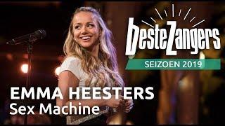 Beste Zangers gemist? Emma Heesters zingt Sex Machine