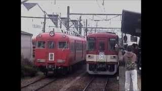 名古屋鉄道三河線 サヨナラの頃 碧南駅