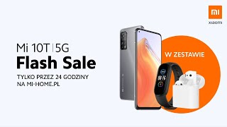 Mi 10T - Flash Sale trwa!