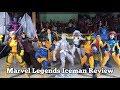 Marvel Legends Iceman Review X-men Vintage Wave