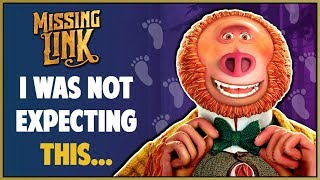 MISSING LINK MOVIE REVIEW - Double Toasted Reviews