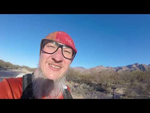 Short Roll 3 - Bear Canyon to Sabino Canyon Loop, Tucson, AZ
