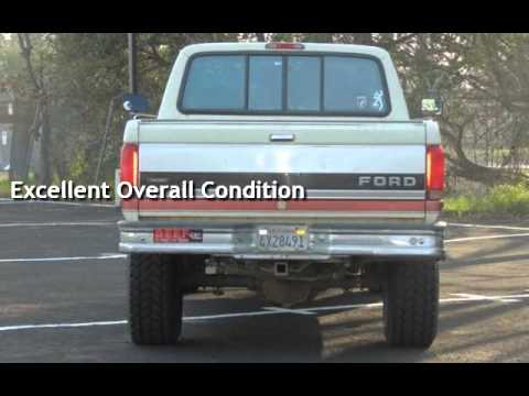 1994 ford f 250 xlt for sale in sacramento ca youtube for Zoom motors sacramento ca