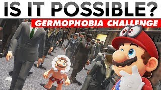 GERMOPHOBIA CHALLENGE | Is It Possible?