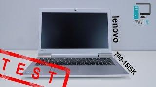 Lenovo IdeaPad 700-15ISK Test/Recenzja laptopa