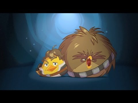 Angry birds star wars character trailer youtube - Angry birds star wars 7 ...