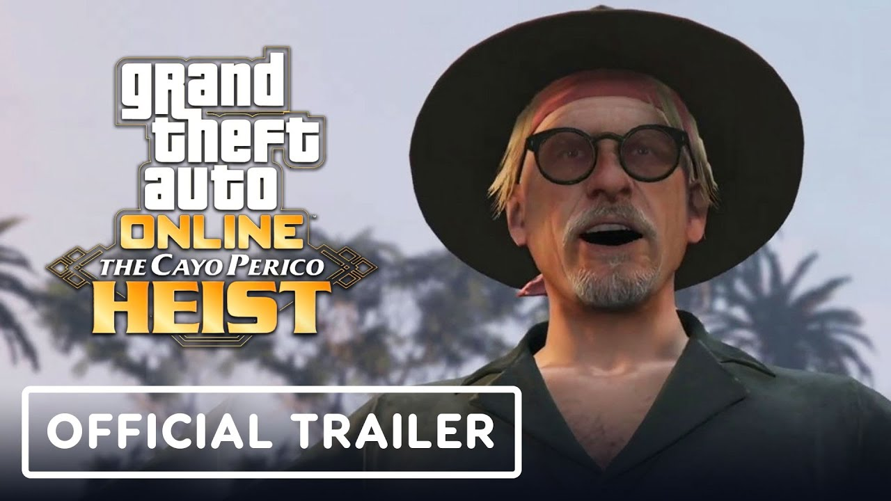 GTA Online: The Cayo Perico Heist - Official Trailer