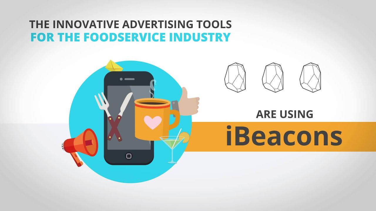 Ibeacon Application Ideas For Restaurants It Craft Youtube