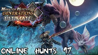 Monster Hunter Generations Ultimate - Part 17: Mizu at the Bitc-I mean Beach!