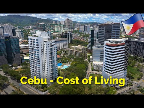 Cebu, Philippines - Cost of Living - 2020