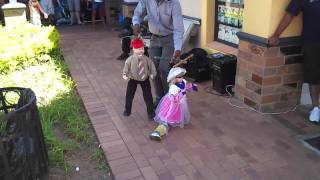 Puppet Dance Traditional South Africa