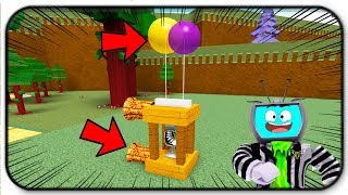 Rocket Powered Balloons What Can Go Wrong In Roblox Build A Boat For Treasure (Funny Moments)