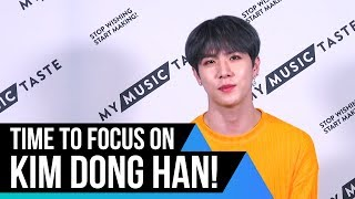 kim Dong Han интервью