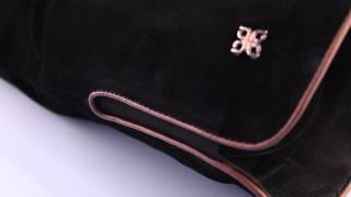 Обзор зимних женских сапог ditto 993 из замши на натуральном меху