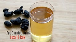 How To Lose Stubborn Belly Fat - 100% Natural Magical Fat Burning Drink To Lose Weight Fast - 5 Kgs