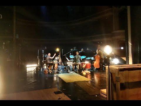 Berlin x Helsinki Ensemble - We Jazz 2016 - Finnish National Theater
