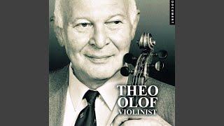 Violin Concerto: I. Poco lento. Allegretto grazioso