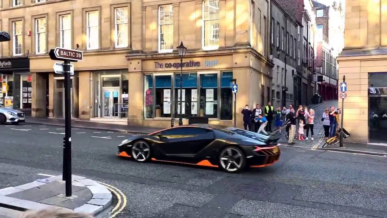 Transformers 5 Filming In Newcastle Lamborghini Centenario And More