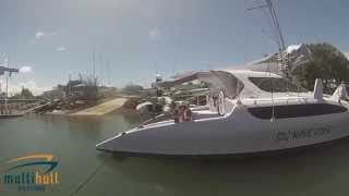 Big Wave Rider - Chamberlain 14m Performance catamaran for sale