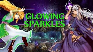 Glowing Sparkles - Smash Ultimate Zelda Montage