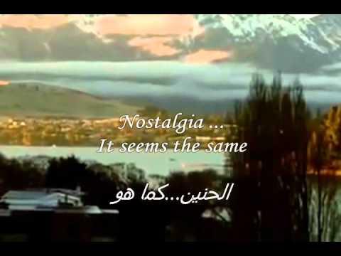 Julio Iglesias  Nostalgie الحنين