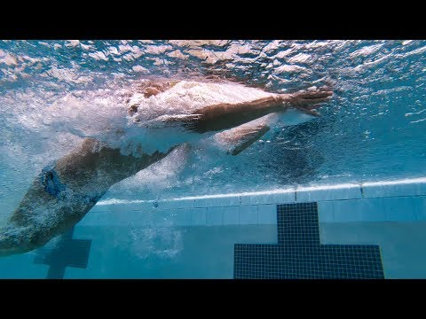 Fin Fast Hands Breaststroke - Step 1