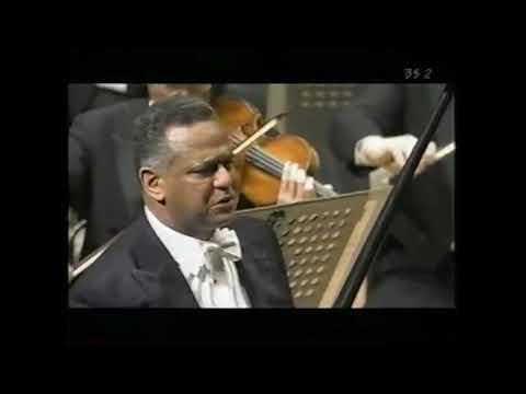 Andre Watts in Japan: Brahms' Piano Concerto No. 2, Yoav Talmi/NHK SO  [Full Video]