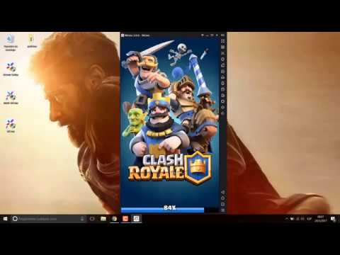 COMO JUGAR CLASH ROYALE EN PC SIN BLUESTACKS Y NOX 2018