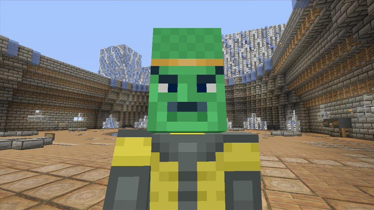 Minecraft Xbox - Marvel Avengers Skin Pack - Early Showcase! - YouTube