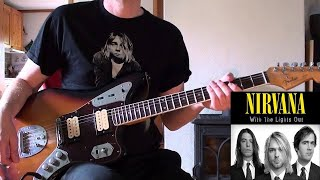 Nirvana - Unknown #2/Mrs. Butterworth (Guitar Cover)