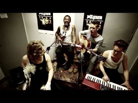 The Pusher - No One (acoustic version)