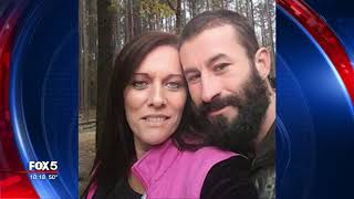 Police say bodies in burned truck may be missing couple