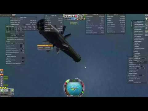 2MR-9 - Eeloo Expedition - Mining Ship Barge Landing