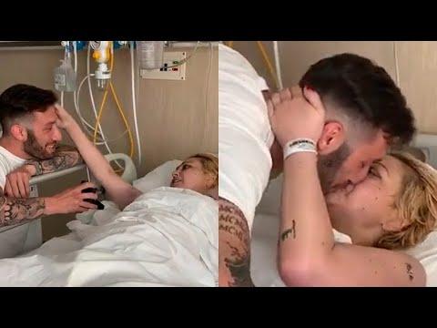 La proposta di Edoardo alla sua Chiara malata terminale: storia di un amore che ha vinto la morte