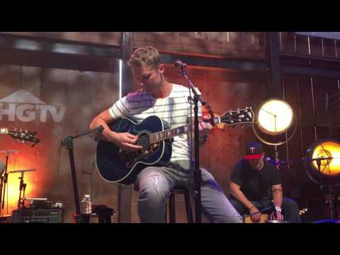 Brett Young- You Ain't Here To Kiss Me