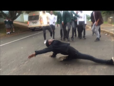 Bhenga Dance at Old Mill High School (School kids are the best)Head Vosho